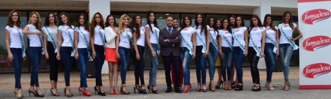 Famadesa y Miss World Spain 2015