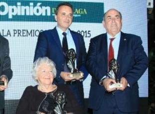 Premio empresa del año La opinion de malaga 2015