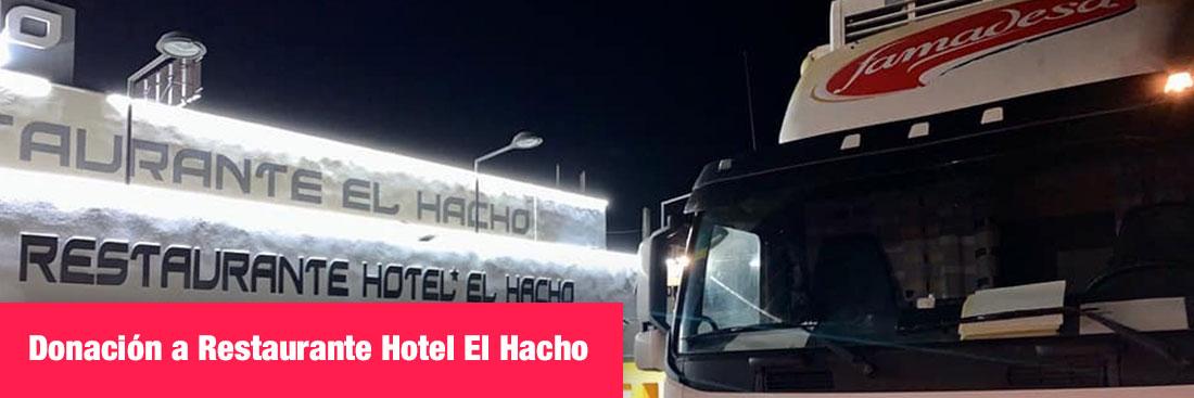donacion-restaurante-hotel-el-hacho-alora-famadesa